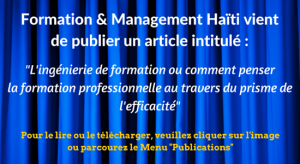 Annonce articles