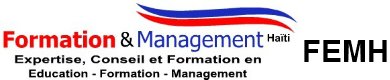 Formation & Management Haïti Logo