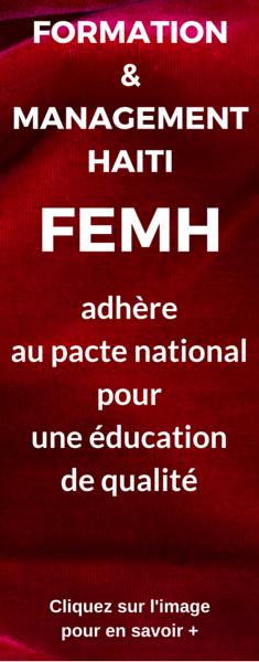 Pacte National pour une Education de qualité